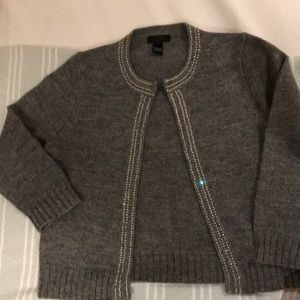 J Crew Collection Cropped sweater/shrug